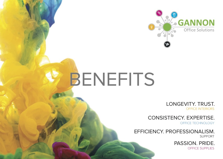 Gannon Benefits Brochure