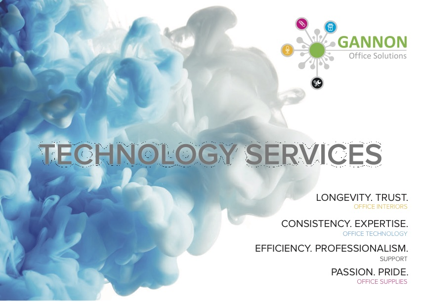 Gannon Technology Brochure